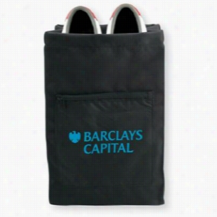 Nylon Shoe Bag
