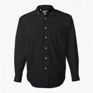 Sierra Pacific Long Sleeve Cotton Twill Shirt