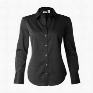 Calvin Klein - Ladies' Pure Finish Cotton Shirt