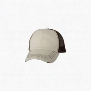 Mega Cap Organic Cotton Mesh Cap