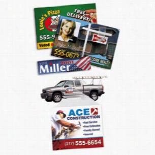 Rectangular & Bumper - Exterior Auto Magnets