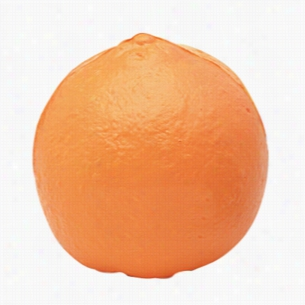 Tangerine Squeezies Stress Reliever