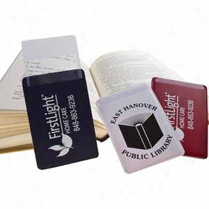 Credit Card Size Magnifier in Protective Case