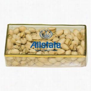 Golden Favorite Box with Pistachios