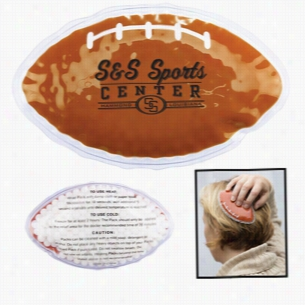 Hot Cold Gel Pack - Football