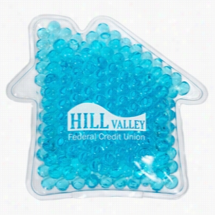House Hot Cold Pack Blue