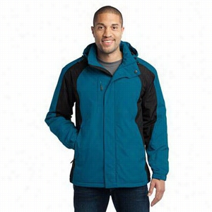Port Authority Barrier Jacket