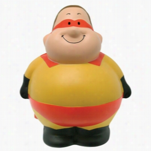 Super Bert Squeezies Stress Reliever
