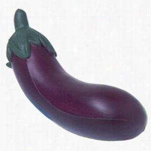 Eggplant Squeezies Stress Reliever