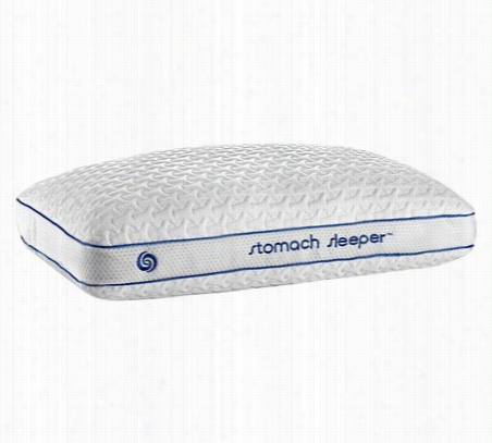 bedgear Align Stomach Sleeper Position Pillow King