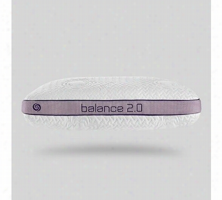 bedgear Balance 2.0 Stomach Sleeper Pillow Standard