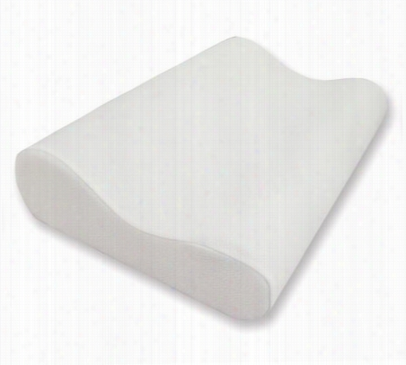 Contour Ventilated Memory Foam Pillow Standard