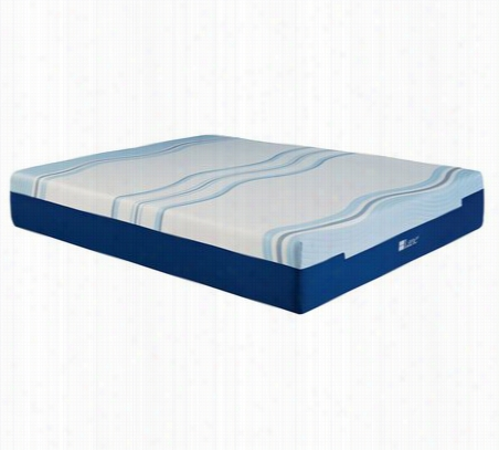 Lane Senso Rest 10 Inch Liquid Gel Mattress Queen