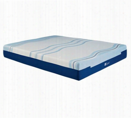Lane Senso Rest 8 Inch Liquid Gel Mattress Twin