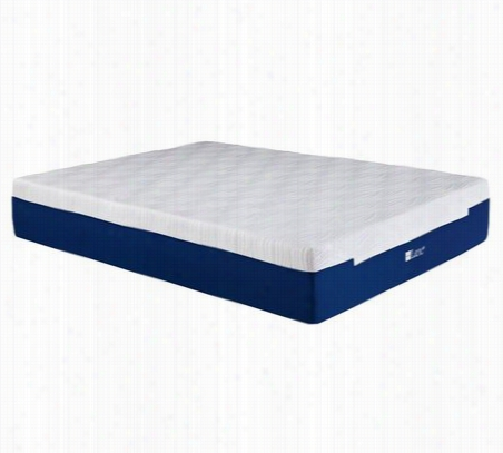 Lane Visco Flex 13 Inch Memory Foam Mattress Queen