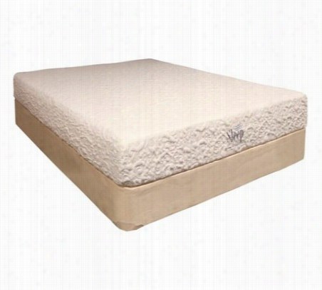 NEW! Classic Sleep 9 inch Cool Gel Plush Mattress Twin