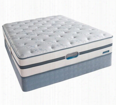 Simmons Beautyrest Recharge Luxury Plush Mattress Twin