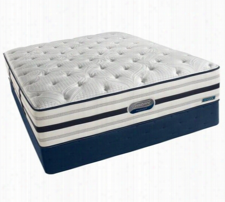 Simmons Beautyrest World Class Recharge Luxury Firm Mattress Twin