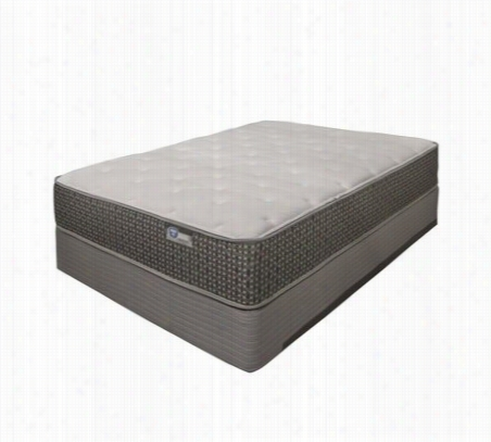 Spring Air Plush Mattress King