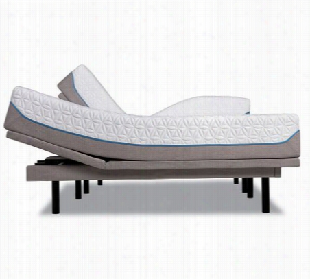 Tempur-Ergo Plus Adjustable Base with TEMPUR-Cloud Supreme Mattress Twin XL