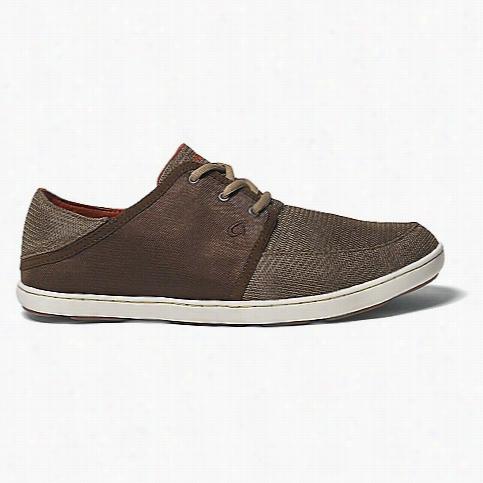 OluKai Men's Nohea Lace Mesh Shoe