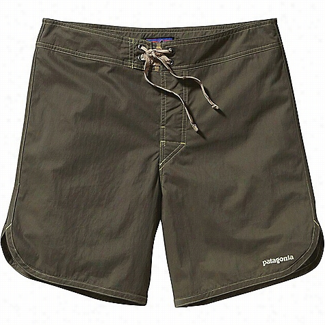 Patagonia Men's Cotton Minimalist Wavefarer Board Short