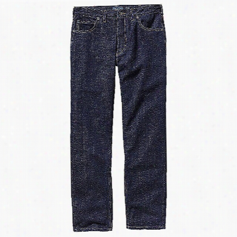 Patagonia Men's Regular Fit Jeans