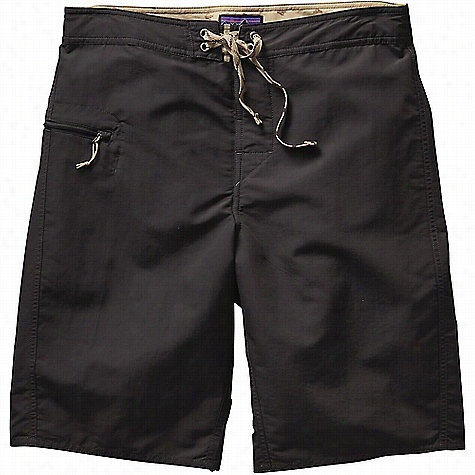 Patagonia Men's Solid Wavefarer 21 IN Board Short