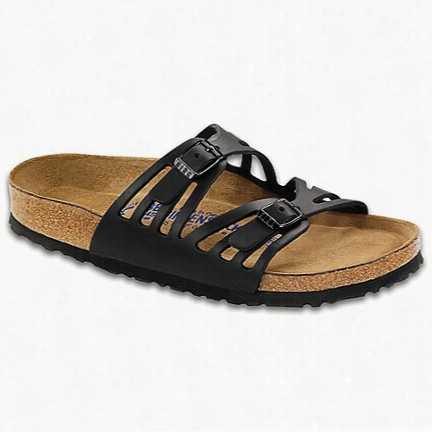 Birkenstock Women's Granada Soft Footbed Sandal