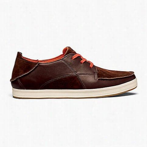 OluKai Men's Pahono Lace Shoe