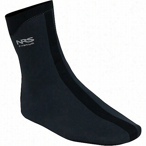 NRS Expedition Sock with HydroCuff