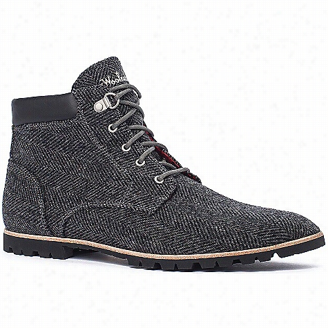 Woolrich Footwear Men's Beebe Wool Boot