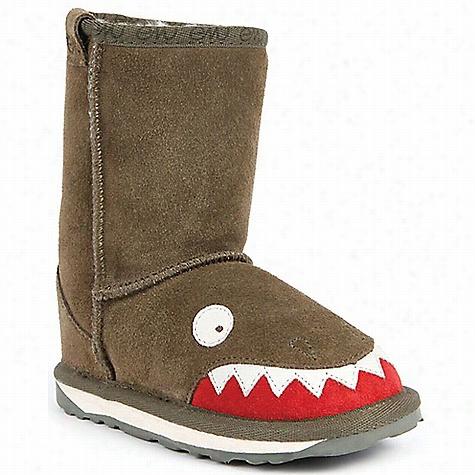 EMU Kids' Little Creatures Croc Boot