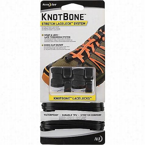 Nite Ize KnotBone Stretch Lacelock System