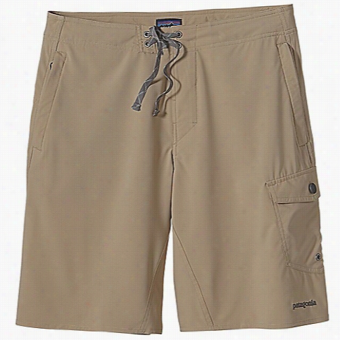 Patagonia Men's Stretch Journeyman Board Short