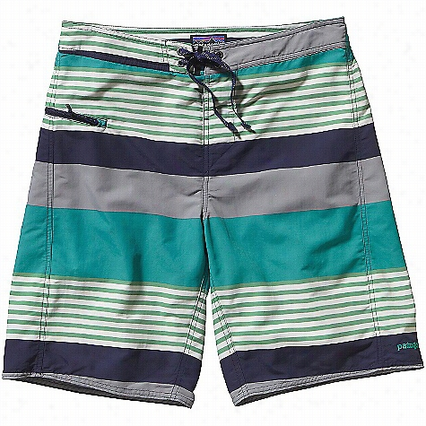 Patagonia Men's Wavefarer Engineered Board Short