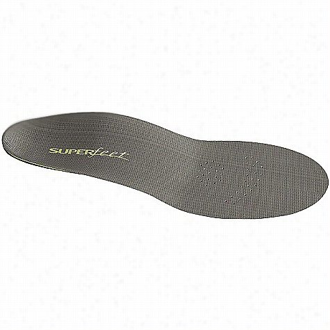 Superfeet Men's Carbon Insoles - Low Arch