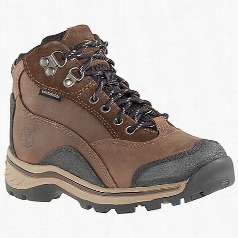 Timberland Juniors' Pawtuckaway Lace Hiker Boot