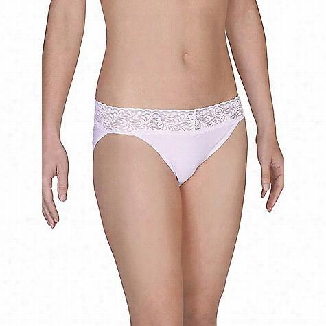 ExOfficio Women's Give-N-Go Lacy Low Rise Bikini