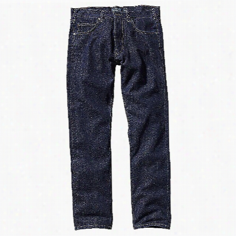 Patagonia Men's Straight Fit Jeans