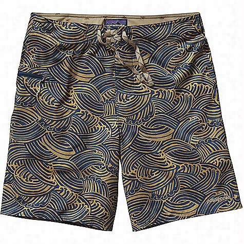 Patagonia Men's Printed Stretch Planing 20 IN Board Short