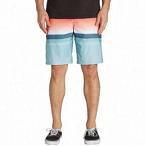 Billabong Men's Spinner Lo Tides Boardshort