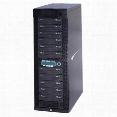 Kanguru Solutions NET-DVDDUPE-SHD 11 Target 24x Kanguru Network DVD Duplicator with Built-in Hard Drive
