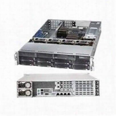 Super Micro AS-2022G-URF4+ Supermicro A+ Server 2022G-URF4+ - Server - rack-mountable - 2U - 2-way - RAM 0 MB - SATA - hot-swap 3.5 - no HDD - DVD - MGA G200eW