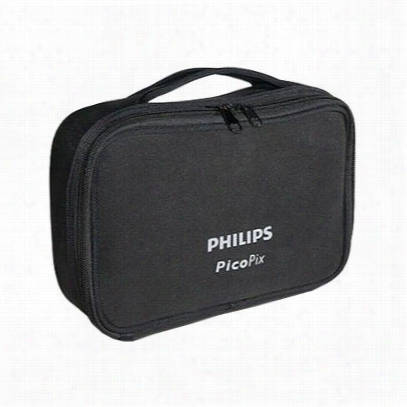 Philips PPA4200/F7 PicoPix Big pouch PPA4200 - Projector carrying case - for PicoPix PPX2055 PPX2230 PPX2330 PPX2340 PPX2450 PPX2480 PPX2495 PPX3407 PPX