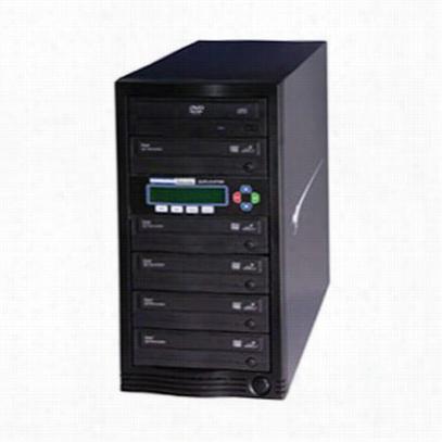 Kanguru Solutions U2-DVDDUPE-S5 1 to 5 24x DVD Duplicator
