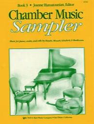 Chamber Music Sampler, Book 3: String Sheet Music