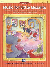 Music for Little Mozarts - Music Discovery (Book 1): Piano Solo She..