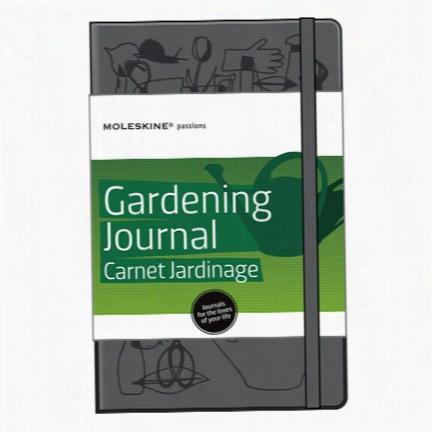 Passions Journal - Gardening