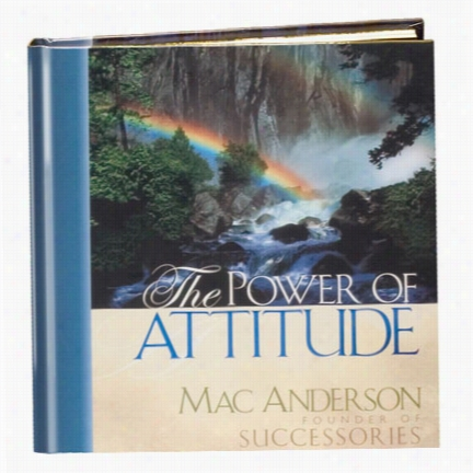 Power of Attitude w/DVD